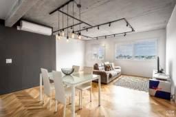 Apartamento à venda com 2 dormitórios em São sebastião, Porto alegre cod:EV3941