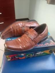 Sapato Masculino Focal Flex 40