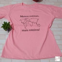04 T-shirts por apenas 120 R$