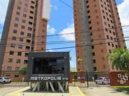 Apartamento com 2 dormitórios para alugar, 56 m² por R$ 1.100,00/mês - Candelária - Natal/