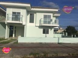 Casa com 3 dormitórios à venda, 136 m² por R$ 770.000,00 - Campeche - Florianópolis/SC