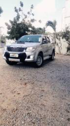 Hilux 3.0 srv top+ 4x4 cd 16v turbo intercooler diesel 4p automático