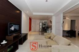 Apartamento mobiliado com 1 quarto para aluguel no Centro de Curitiba