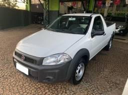Fiat Strada Working Cab simples 1.4 Flex 2016 Branca