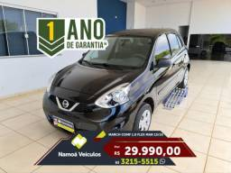 NISSAN MARCH 10 MT