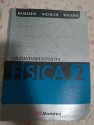 Fundamentos da física volume 2 Ramalho