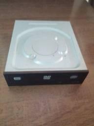 Gravador Dvd Dl Dual Layer Sata LiteOn Ihas 122-04b XBOX 360 xgd3 + 24 Mídias Dvd-dl