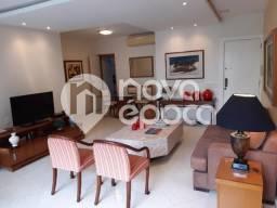 Apartamento à venda com 3 dormitórios em Barra da tijuca, Rio de janeiro cod:IP3AP45284