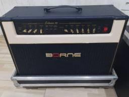 Amplificador Borne Evidence 200 + FLIGHT CASE