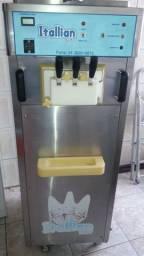 Vendo máquina de sorvete Itallian Soft