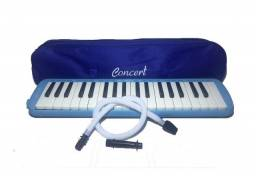 Escaleta 37 Teclas Concert/strinberg Azul produto novo