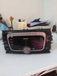 Vendo rádio do Focus 2009/2010