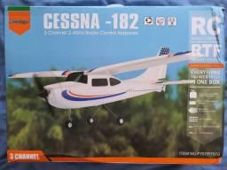 Avião de controle remoto iniciantes
