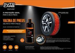 Vacina de Pneus Para Carros, Motos e Bike 400ML protege pneu contra furos