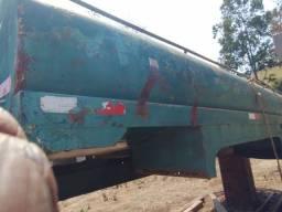 Tanque pipa 10 mil litros de caminhão toco