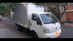BONGO 2500 2011 rodagem traseira Dupla único dono