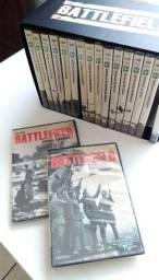 Coleção Battlefield (dvds)