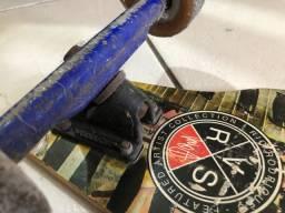 Skate LongBoard Woodlight - R$ 40,00