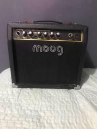 Amplificador para guitarra Moung Meteoro