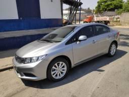 Honda Civic LXS Flex Cinza