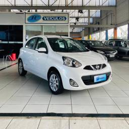 Nissan March SV 1.0 Ano 2018 Extra