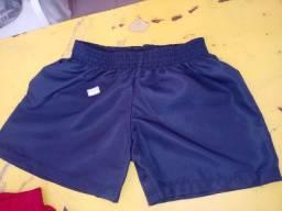 Shorts Masculino Infantil Tactel - Direto Da Fabrica