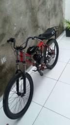 Bike motorizada 80 cc