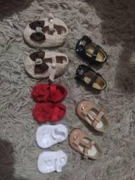 Lindos sapatos infantil