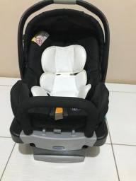Kit: Berço portátil+Bebê conforto Chicco+Carrinho de passeio Chicco+Cadeira de alimentação