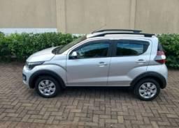 *Fiat mobi 2017 parcelado no boleto!!!