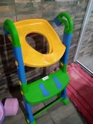 Assento redutor com escada