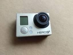 Camera Filmadora Digital Gopro3+ Black confira