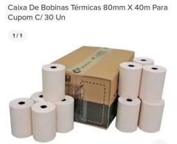 Caixa de bobina . É  impressora elgin I9