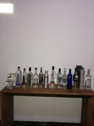 Vendo coleção de vodkas importadas e  raras