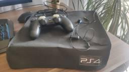 Playstation 4 Slim 1 Tb + brindes