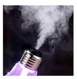 Umidificador de Ar Difusor de Aroma com Led