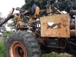 Trator Florestal Valmet 85