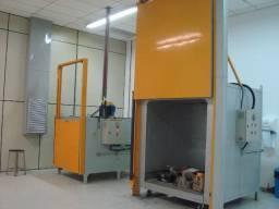 Estufa elétrica 12 bandejas 200 C/300 C/500 C