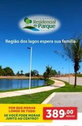 Residencial do Parque, No Centro de Goianira, Prestações a Partir de 389,00