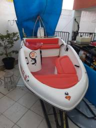 Barco lancha twister 150