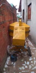 Aluga-se Bitoneira 400L
