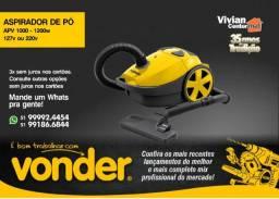 Aspirador de Pó Vonder - 1200w