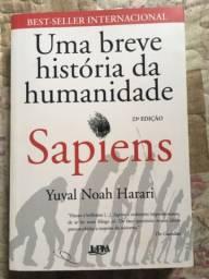 Livro: Uma breve história da Humanidade