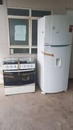 Porem a geladeira prescisa de manutenção gas ta pouco fraco