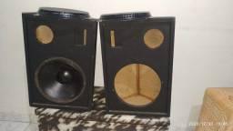 Gabines de som novas sem uso