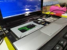 Manutenção notebook e pc - orçamento grátis - retirada/entrega grátis