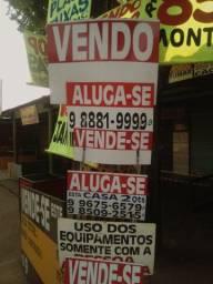 Anúncios com Placas Comerciais