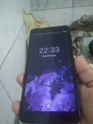 Título do anúncio: Vendo esse celular LG k8+ bem conservado