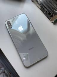 Título do anúncio: iPhone X branco 64gb