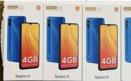 Redmi 9 Prime Verde/Violeta 4+64Gb Índia